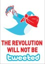 Gladwell: Why the revolution will not be tweeted (Image: Patrick McCurdy)