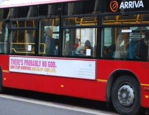 Risk - Atheist bus
