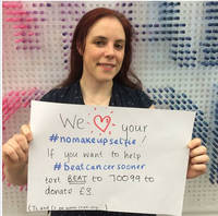 Why #nomakeupselfie became popular and what charities can learn from it